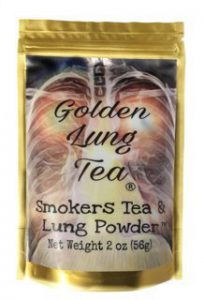 Golden Lung Tea is an artisan tea powder that is produced through an integrated process created on a small scale production level with a love for researching and understanding plants.