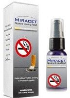 Miracet is one of the best quit smoking herbs.