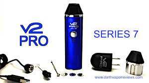 V2 Pro Series 7 Vaporizer Kit is one of the most advanced vaporizer