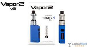 Vapor2 TRINITY Vaporizer Kit provides the widest range of variable settings
