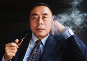 Hon Lik is inventor of electronic cigarette and 2010 Kcancer Hero