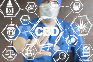 CBD is a non-psychoactive ingredient in cannabis.
