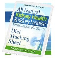 how to improve kidney health naturally
